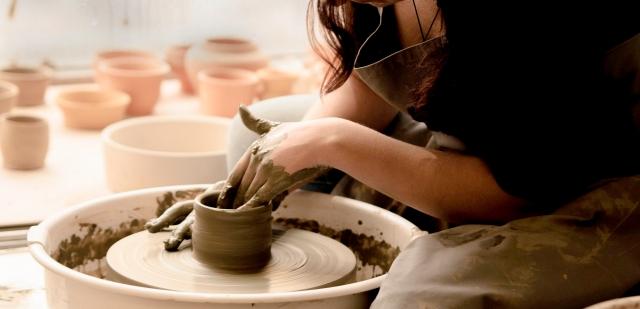 陶芸で起業
