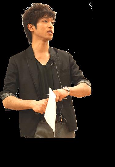 講師の加藤将太さん